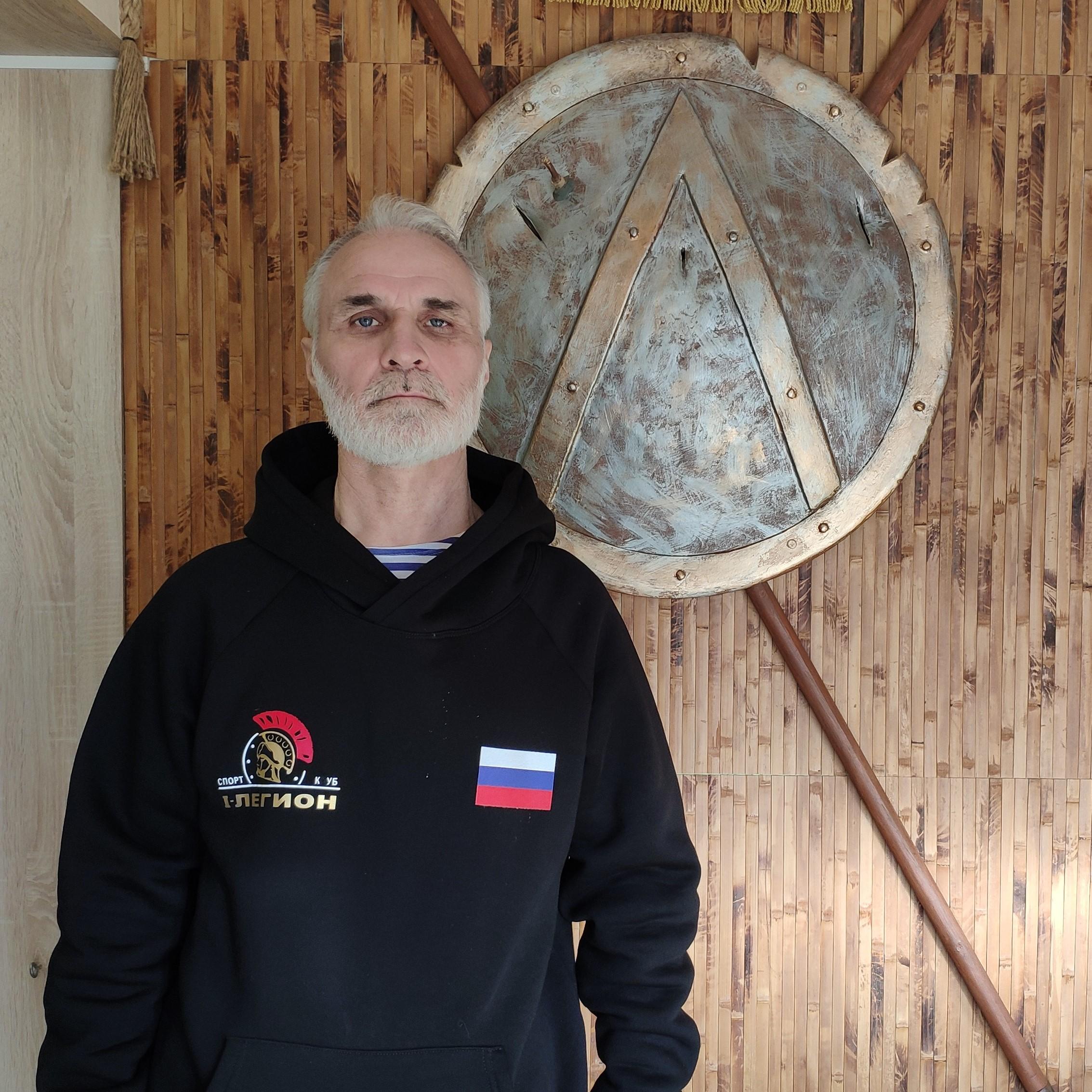 Новицкий Борис Владимирович.