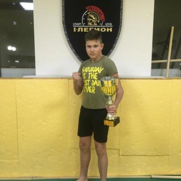 Спортсмены СК «Первый-Легион» заняли призовые места в Чемпионате Краснодарского края по боксу
