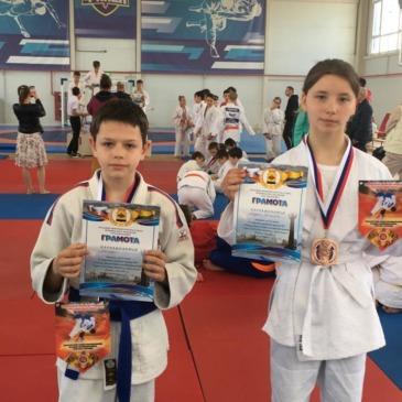 Дзюдоисты СК «Первый-Легион» заняли призовые места во Всероссийском турнире по дзюдо