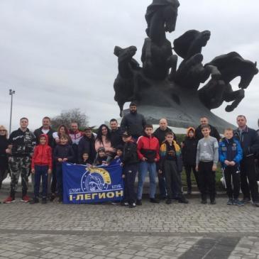 Спортсмены СК «Первый-Легион» приняли участие в Открытом Чемпионате г. Таганрога по ВБЕ (дисциплине Вьет Во Дао) 2021