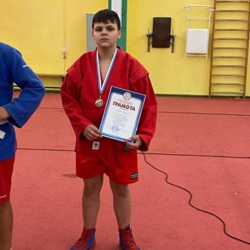 Призеры классификационного турнира г.Краснодар по самбо