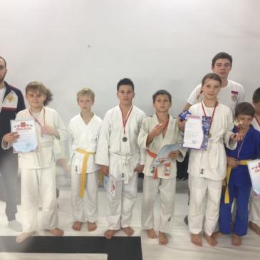 Победители и призеры открытого турнира по дзюдо на призы СК «Виктория»»